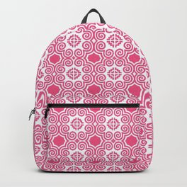 Elephant pink Hmong Backpack