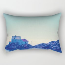 -Old lighthouse- Rectangular Pillow
