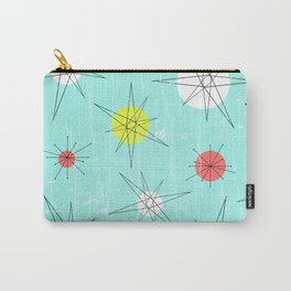 Atomic Era Art 'Planets' Carry-All Pouch
