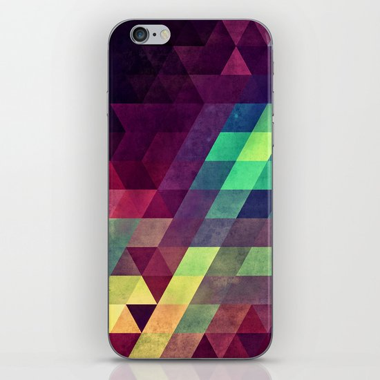 Vynnyyrx iPhone & iPod Skin
