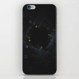 Lazy Crystal Growth iPhone Skin