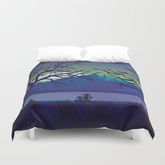 My Nature Collection No. 11 Duvet Cover
