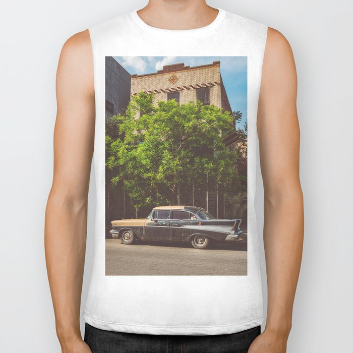 Brooklyn Ride Biker Tank