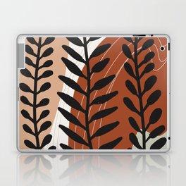 Fern abstract Laptop & iPad Skin