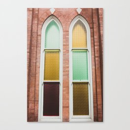 The Ryman - Mother Church of the Grand Ole Opry Canvas Print