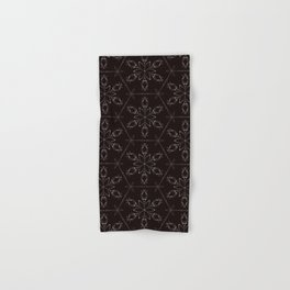 A Sprig of Sixes and Sevens  Hand & Bath Towel