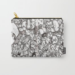 People-B Carry-All Pouch