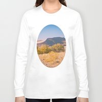 dune Long Sleeve T-shirts featuring Autumn Sand Dune by Jessica Torres Photography