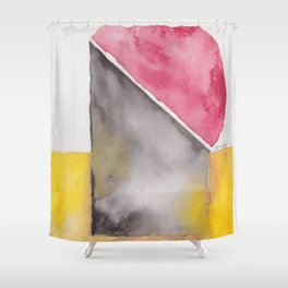 9   | Imperfection | 190325 Abstract Shapes Shower Curtain