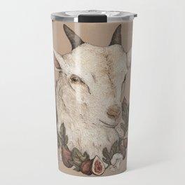 Goat and Figs Travel Mug