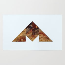 COAL MOUNTAIN Rug