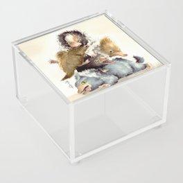 Niffler babies Acrylic Box