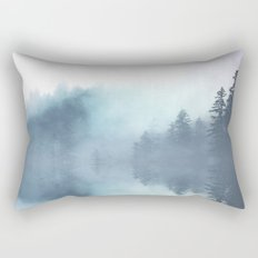 Forest Reflections Rectangular Pillow