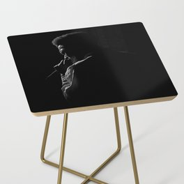 Soulful Silhouette Side Table