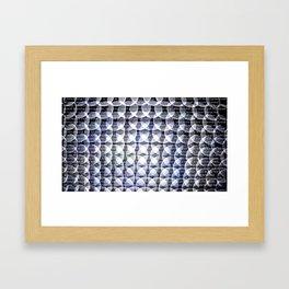Superimposition part 1. Framed Art Print
