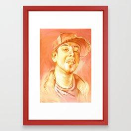 Shinoda Framed Art Print