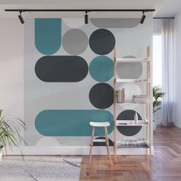 Domino 02 Wall Mural