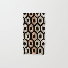 Animal Print Pattern Hand & Bath Towel