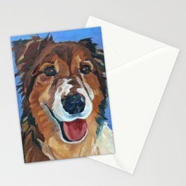Myles the Dog Stationery Cards