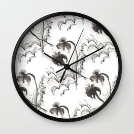 Forgotten things Wall Clock