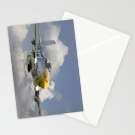 P51 Mustang - Ferocious Frankie Stationery Cards