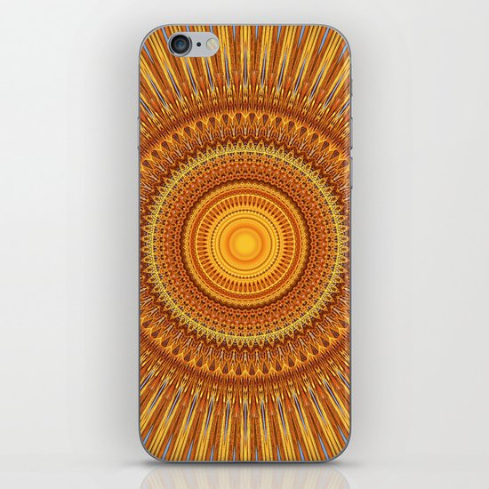 Sunny Boy iPhone & iPod Skin