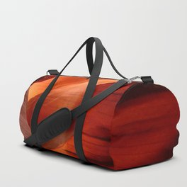 Marvelous Antelope Canyon Colors Duffle Bag