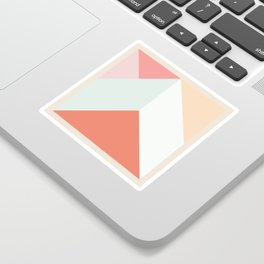 Ultra Geometric II Sticker