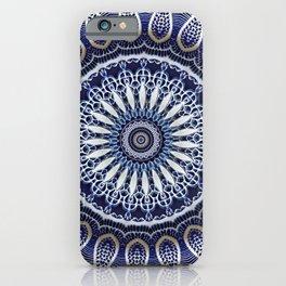 China Blue iPhone Case