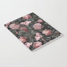 Vintage roses Notebook