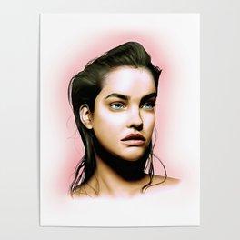 Barbara Palvin Poster
