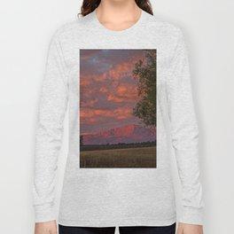Beautiful Dawn Long Sleeve T-shirt