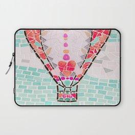 Hot Air Balloon - Colorful Escape Laptop Sleeve