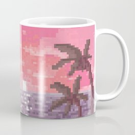 8-bit Bay Coffee Mug