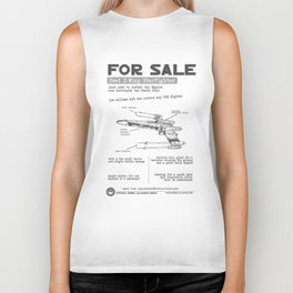 For Sale: X-Wing Starfighter Biker Tank