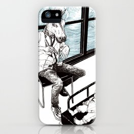 Unicorn Doctor iPhone Case