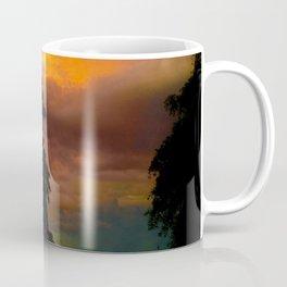 Florida Sunrise Orange Sky Coffee Mug