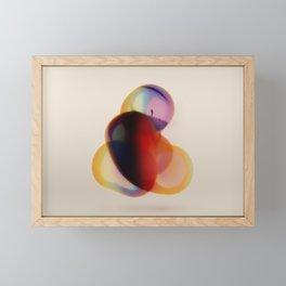 A Thought Process Framed Mini Art Print