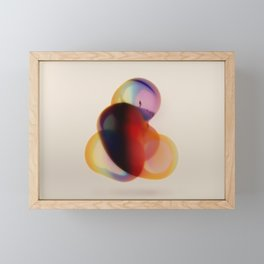 A Thought Process Framed Mini Art Print