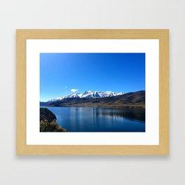 Reservoir Love Framed Art Print