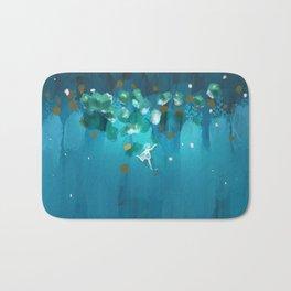 Picnic of sea forest Bath Mat