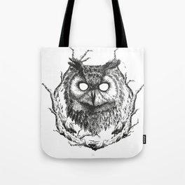 Forest Gods | Owl Tote Bag