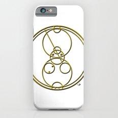 Gallifreyan Thank You iPhone 6s Slim Case