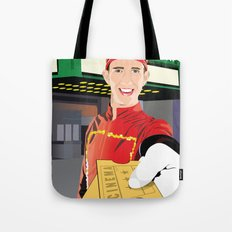 Tampa Theater Movie Usher Tote Bag