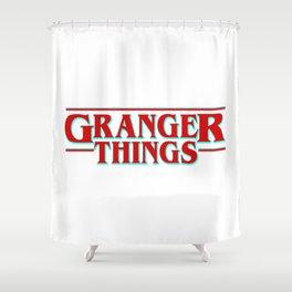 Granger Things ! Shower Curtain