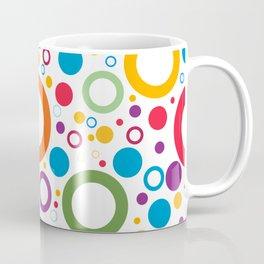 Circle and ring design Coffee Mug