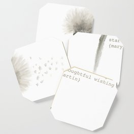 Quotes • Whimsy Wishes Coaster