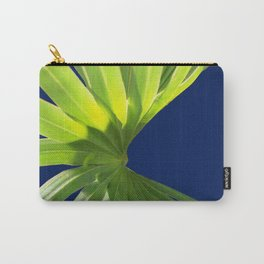 Tropical Plant in the Sun 2 Carry-All Pouch