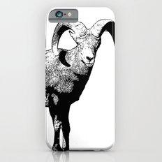 Ram Stamp  Slim Case iPhone 6s