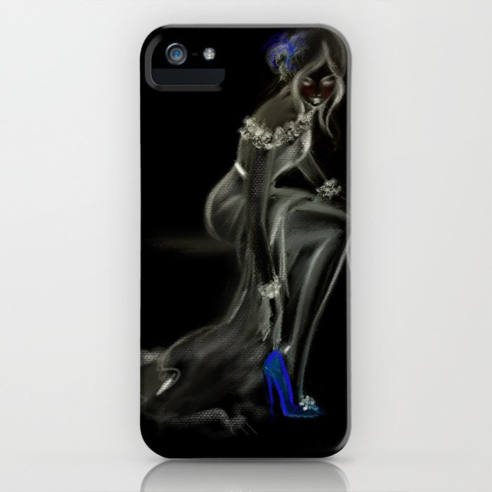 Bridgitte iPhone Case
